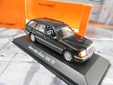 MERCEDES BENZ E Klasse W124 Kombi 300 TE S124 bl 1990 Maxichamps Minichamps 1:43