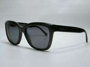 Authentic COACH Black Glitter Designer Luxury Sunglasses Frames