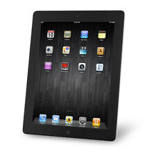 Apple iPad 4th Generation 16GB WiFi Tablet w' Retina Display (A1458) - Black