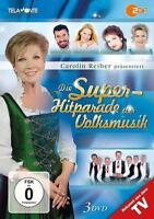 Die Superhitparade Der Volksmusik von Various Artists (2015), Neu OVP, 3 DVD Set
