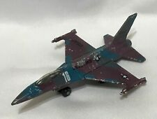 Vintage 1979 Matchbox SB 24 US Air Force F-16 Military Fighter Jet Die-Cast