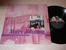 Marv Johnson: Come To Me LP