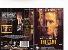 The Game-1997-Michael Douglas-Movie-DVD