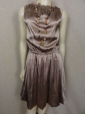 LOYANDFORD Classy silky sleeveless dress size 4