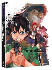 Future Diary . Part One 1 . Episodes 1-13 . Anime . 2 DVD . NEU
