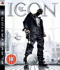 Def JAM ICON PS3 (in ottime condizioni)
