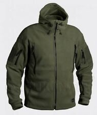 HELIKON TEX PATRIOT HEAVY FLEECE Outdoor Kapuzen JACKE Jacket oliv S Small