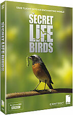 BBC The Secret Life of Birds DVD Take Flight Into An Enchanting World