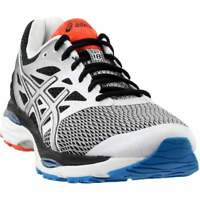 ASICS Gel-Cumulus 18  Mens Running Sneakers Shoes    - Black,Silver,White - Size