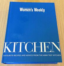 Australian Womens Weekly - KITCHEN - Favourite Recipes & Advice - AWW - HC Book
