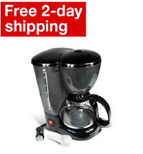 Coffee On The To Go 12v 12 Volt 10-cup Coffeemaker Fully Functional