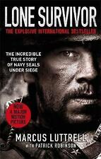 Lone Survivor: The Incredible True Story of Navy SEALs Under Siege,New Condition