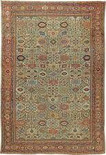 Sultanabad Antique Rug BB6048