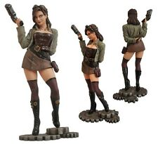 FEMME FATALES STEAMPUNK LEXI PVC FIGURE HOLIDAY SPECIAL!