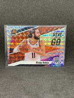 2019-20 Panini Mosaic Give And Go Ricky Rubio Silver Reactive - Suns