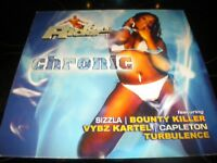 Riddim Rider Chronic Vol. 17  - 2x Vinyl Record LP Albums - CRLP 3127 - 2004