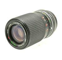 MICRO 4/3 M43 fit 70-210mm (140-420mm) LENS PANASONIC LUMIX / OLYMPUS PEN