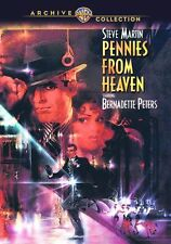 PENNIES FROM HEAVEN (1981 Steve Martin)  -  Region Free DVD - Sealed