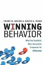 Winning Behavior: What the Smartest, Most Successful Companies Do Differently (P