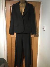 A Wear Anzug Jacke 14 & Hose 10 schwarz Business