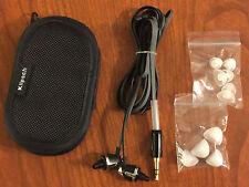 Klipsch S4 II Enhanced Bass Headphones -Warranty -Upgraded Stress Relief Jack