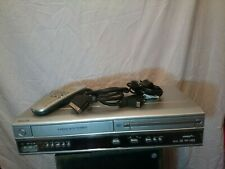 Philips DVP620VR DVD VHS Player Recorder Combo With Remote PAL