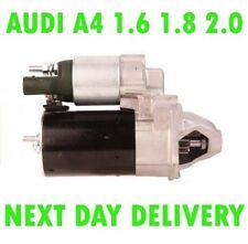 AUDI A4 1.6 1.8 2.0 2000 2001 2002 2003 2004 > 2009 REMANUFACTURED STARTER MOTOR