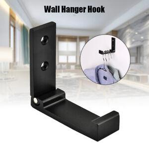 Foldable Wall Mount Headphones Headset Holder Aluminum Alloy Wall Hanger Hooks