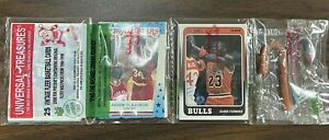 1986 Fleer Basketball UNIVERSAL TREASURES Rack Pack Jordan RC Possible