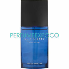 ISSEY MIYAKEY Nuit d'Issey Blue Astral COLOGNE 4.2oz 125ml EDT Spr TESTER (HE14