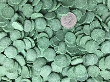 100g Algae wafers - Spirulina discs10mm - Bottom Feeders fish food