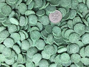 100g Algae wafers - Spirulina discs10mm - Bottom Feeders fish food