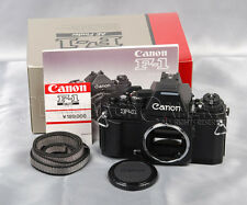 @LikeNew@ Canon New F-1 w/ AE Finder FN 35mm SLR Camera Body from JAPAN #013292