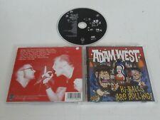 ADAM WEST/HI-BALLS ARE ROLLING! (1999 - 2001)(PRISON084-2) CD ALBUM