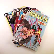 Hawkman (1986) Set of 7 (#1-, 3-6, 10, Special #1) FN to VF Byrne