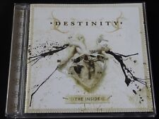 Destinity - Inside (CD 2008)