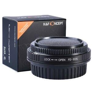 K&F Concept - Canon FD to Canon EF / EOS Lens mount Adapter