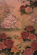 Flowers Photography Backdrops Chinese Style Photo Studio Background Vinyl 5x7ft