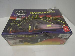 ERTL AMT BATMAN RETURNS BATMOBILE JET TURBINE ENGINE MODEL KIT 1:25 SCALE ~ NIB