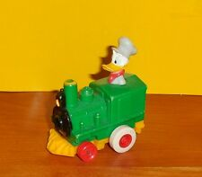 McDonalds Vintage 80's Pullback Racers Donald Duck and Train