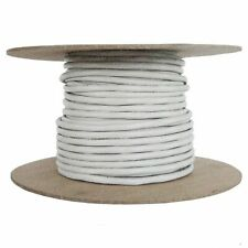 Cat5e Solid PVC Cable Grey 20m Reel 100% Copper Networking Ethernet LAN