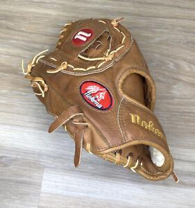 "Nokona AMG-125 Left Hand Throw Baseball Glove USA American Legend Series 10.5"""