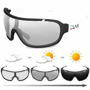 Photochromic UV400 Running & Cycling Sports Style Sunglasses Men Women Biking