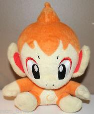 "Pokemon Chimchar 7.5"" Diamond Pearl Banpresto 2007 Plush Doll 44857"