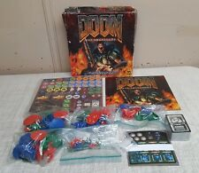 DOOM the Boardgame Expansion Set VERY RARE Unpunched OOP