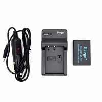 Progo LP-E17 Battery + Charger For Canon EOS M3 750D 760D Kiss X8i T6i T6s
