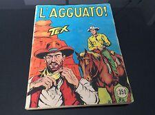TEX COLLANA GIGANTE Nr°25 - L'AGGUATO! - lire 350 Marzo 1966