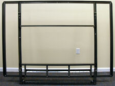 NEW QUEEN SIZE *SIDE FOLDING* NOT WALL MOUNTED MURPHY BED FRAME AND MECHANISM