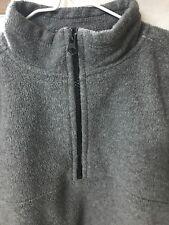 Boys PRO SPIRIT Partial Zip-Up Fleece Lightweight Jacket  - Size Small