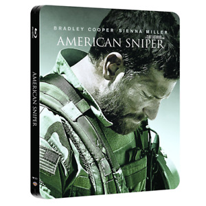 AMERICAN SNIPER (Steelbook) (2 Blu-ray)